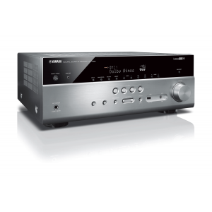 Yamaha RX-V685 AV Receiver Titanium MusicCast Dolby Atmos DTS:X Wifi Airplay Alexa
