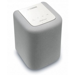 Yamaha WX-010 MusicCast Network Audio Speaker - White