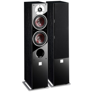 Dali Zensor 5 AX Active Speakers-Black