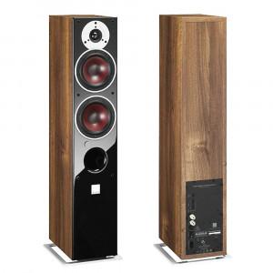 Dali Zensor 5 AX Active Speakers Walnut