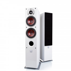 Dali Zensor 5 AX Active Speakers-White