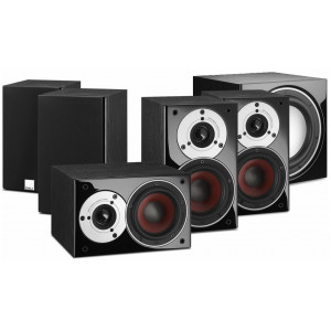 Dali Zensor Pico 5.1 Speaker Package Black