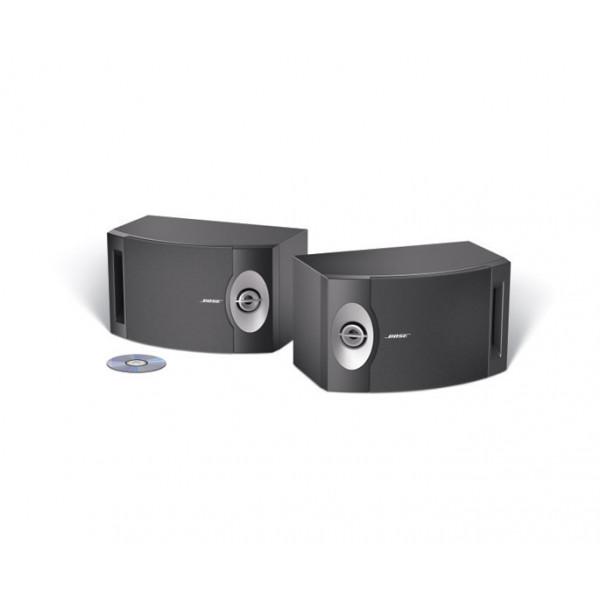 Bose 201V Direct/Reflecting speaker system Black