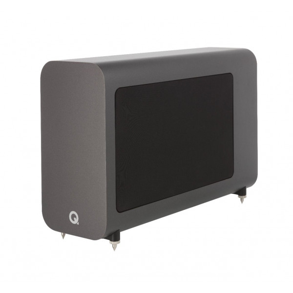 Q Acoustics 3060S Slimline Subwoofer Graphite Grey
