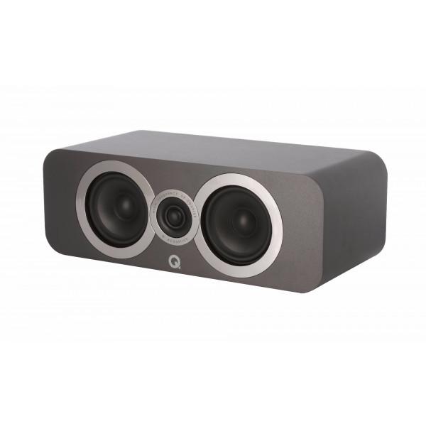Q Acoustics 3090Ci Speaker (Open Box, Carbon Black)