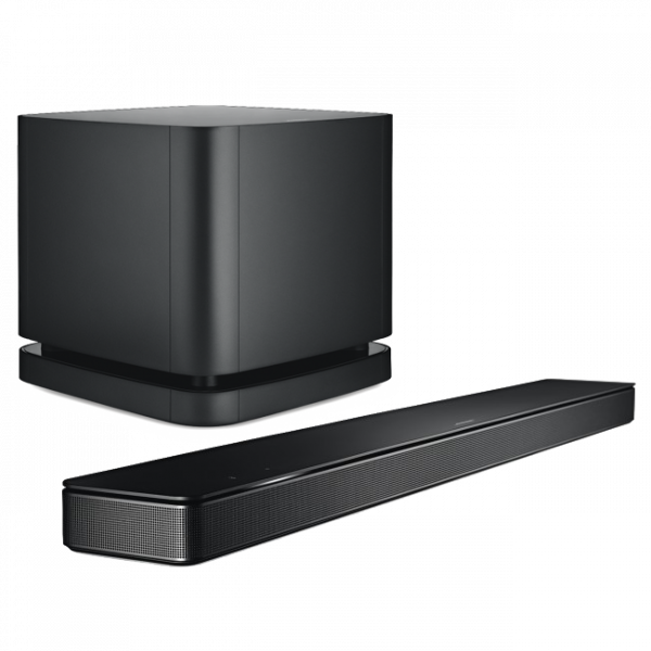 Bose Soundbar 500 w/ Bass Module 500