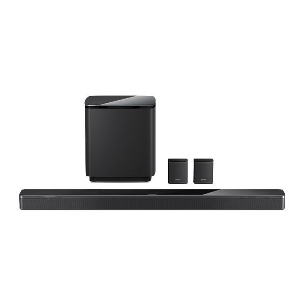 Bose Soundbar 700 w/ BM700 w/ Surround Speakers 300