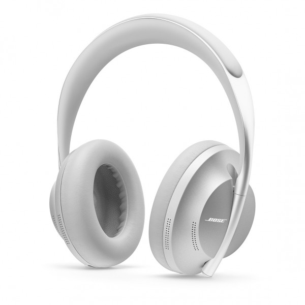 Bose Noise Cancelling Headphones 700 Silver