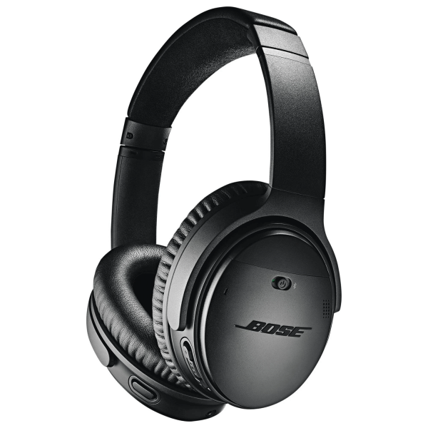 Bose QC35 MKII Noise Cancelling Wireless Headphones Black