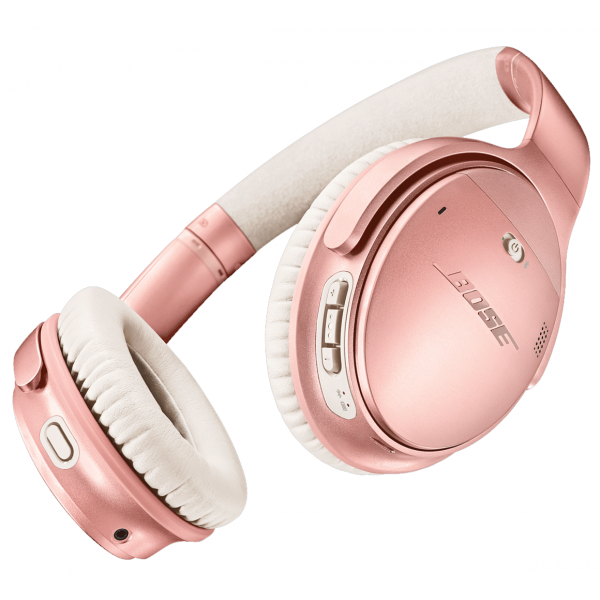 Bose QC35 MKII QuietComfort 35 Noise Cancelling Wireless Headphones Rose-Gold
