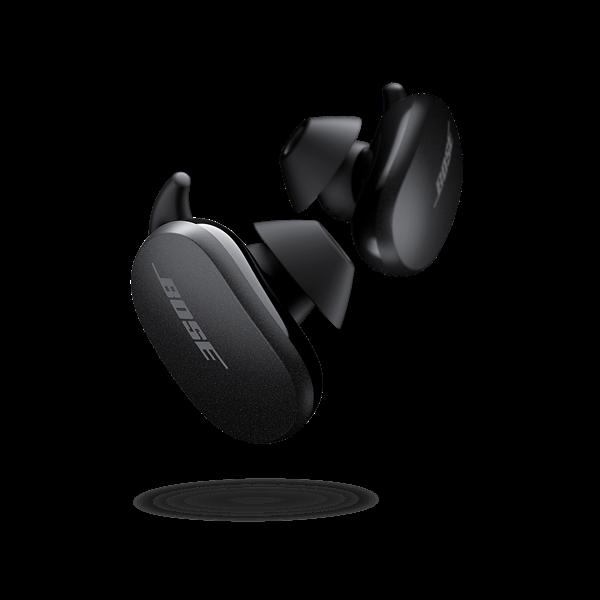 Bose Quiet Comfort QC Earbuds wireless noise cancelling headphones Triple Black
