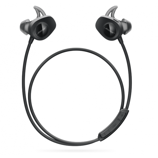 Bose SoundSport wireless headphones NFC Bluetooth Black