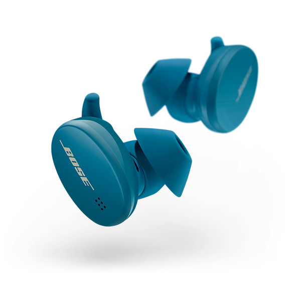 Bose Sport Earbuds wireless headphones Baltic Blue