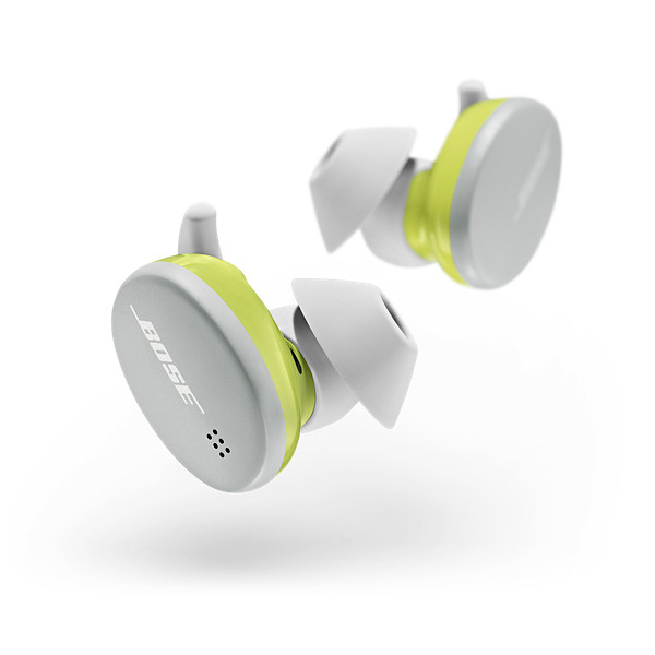Bose Sport Earbuds wireless headphones Glacier White