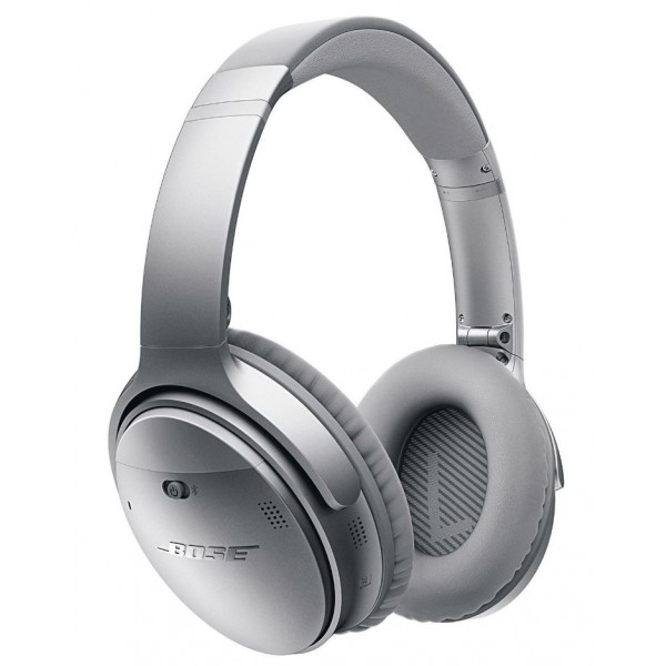 Bose QC35 MKII QuietComfort 35 Noise Cancelling Wireless Headphones Silver
