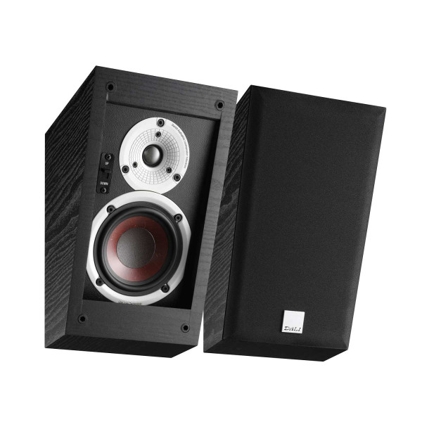 Dali ALTECO C-1 Speakers Dolby Atmos DTS:X Height Speakers Black