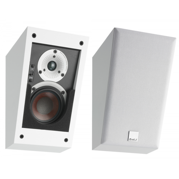Dali ALTECO C-1 Speakers Dolby Atmos DTS:X Height Speakers White