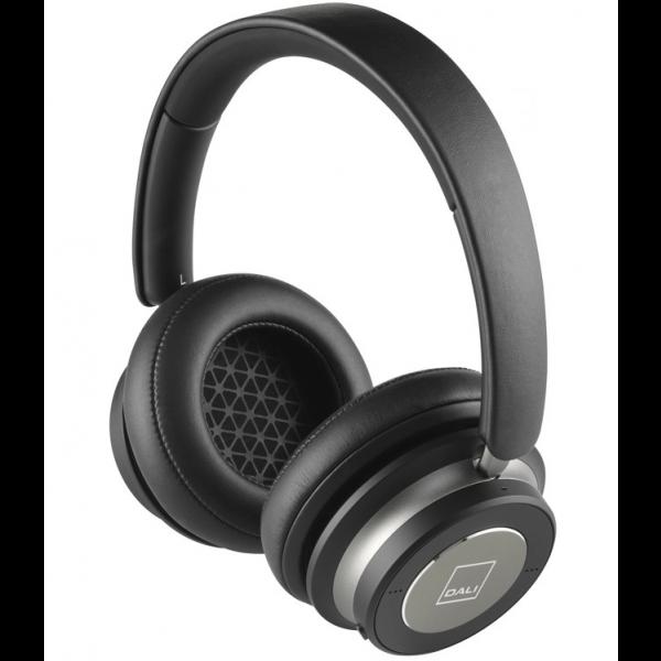 Dali IO-6 Wireless Headphones Active Noise Cancelling Iron Black
