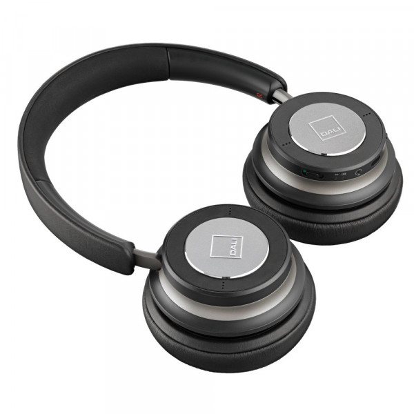 Dali IO-4 Wireless Headphones Iron Black