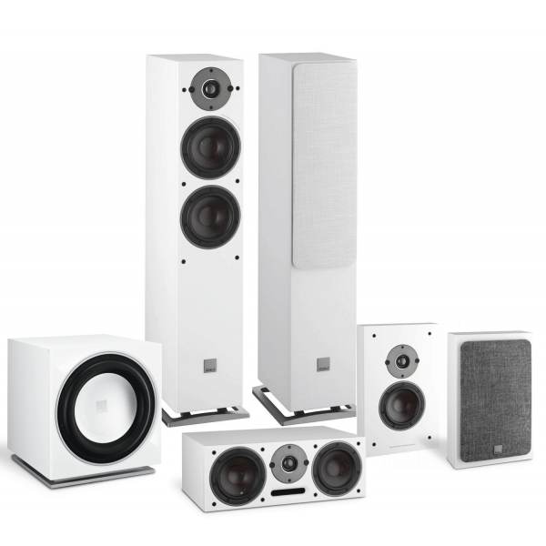 Dali Oberon 7 5.1 Speaker Package White