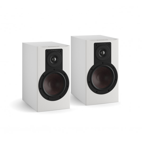 Dali Opticon 1 MK2 Bookshelf Speakers Satin White