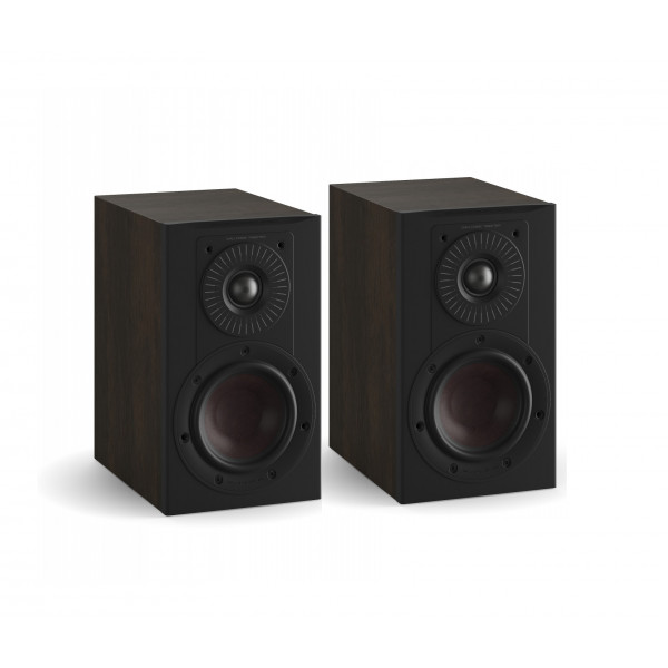 Dali Opticon 1 MK2 Bookshelf Speakers Tobacco Oak