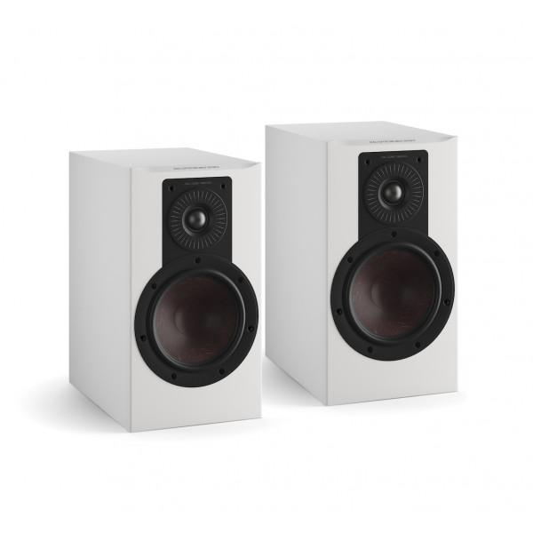 Dali Opticon 2 MK2 Bookshelf Speakers Satin White