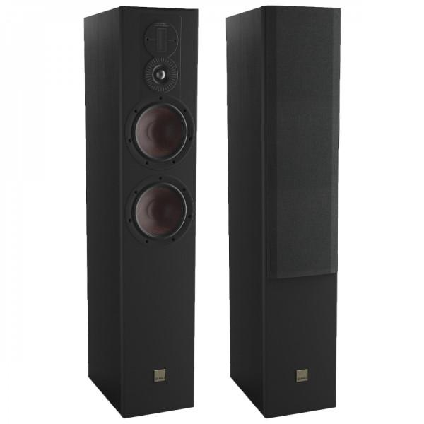 Dali Opticon 6 MK2 Floorstanding Speakers Satin Black