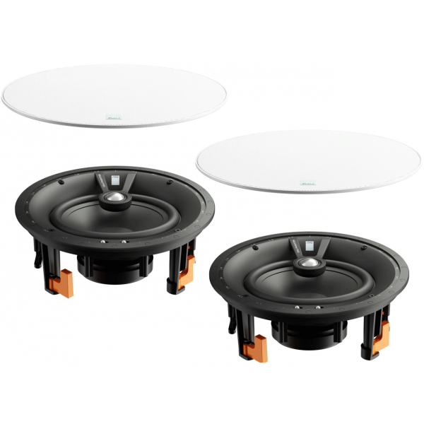 Dali Phantom E-80 In Ceiling Speakers Pair
