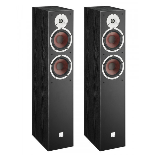 Dali Spektor 6 Floorstanding Speakers Black