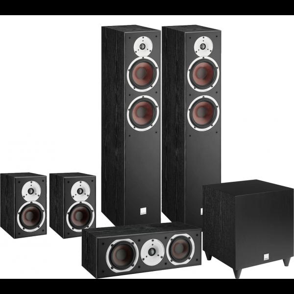 Dali Spektor 6 5.1 Speaker Package