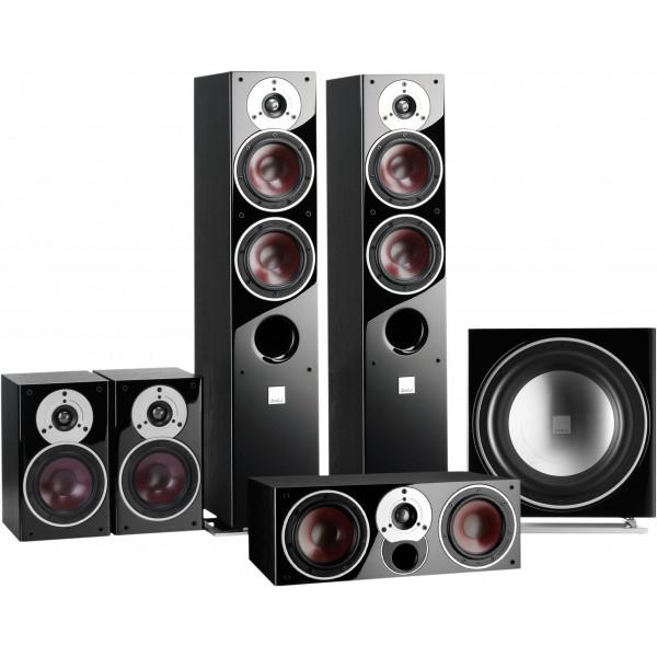 Dali Zensor 5 5.1 Speaker Package with E12 subwoofer