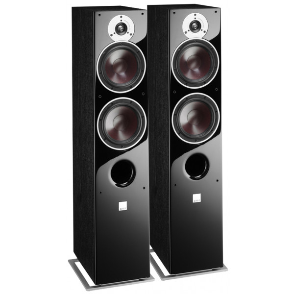 Dali Zensor 5 Floorstanding Speakers Black