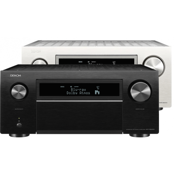 Denon AVC-X8500H 13.2 Channel AV Receiver HEOS