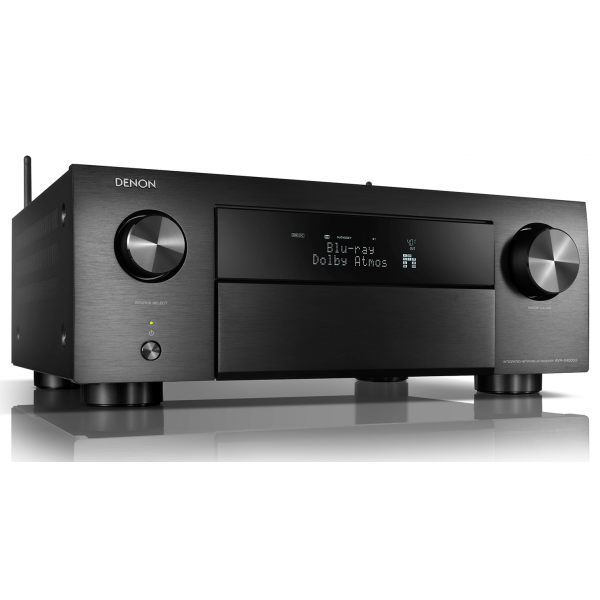 Denon AVR-X4500H AV Receiver HEOS Black