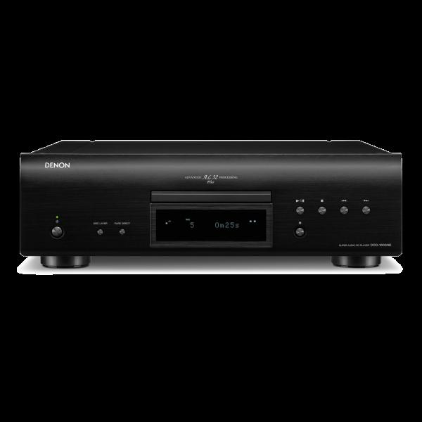 Denon DCD-1600NE Super Audio CD Player SACD Black