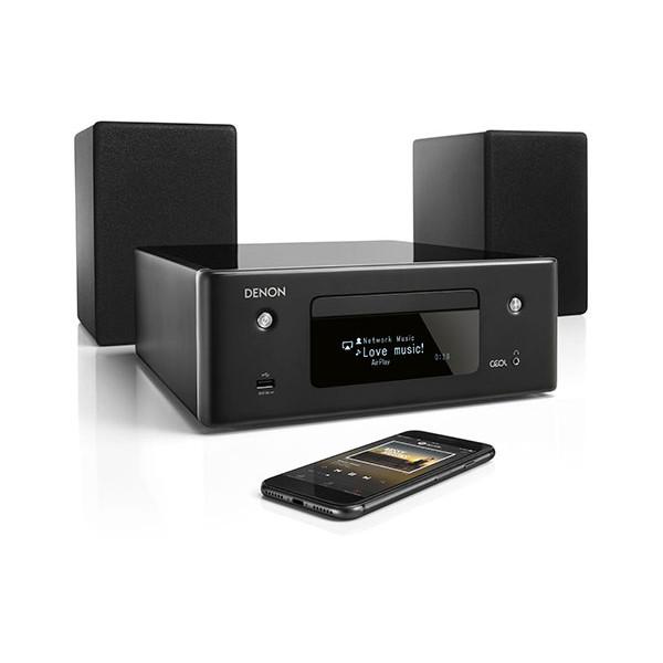 Denon RCD-N10 w/ SC-N10 Speakers