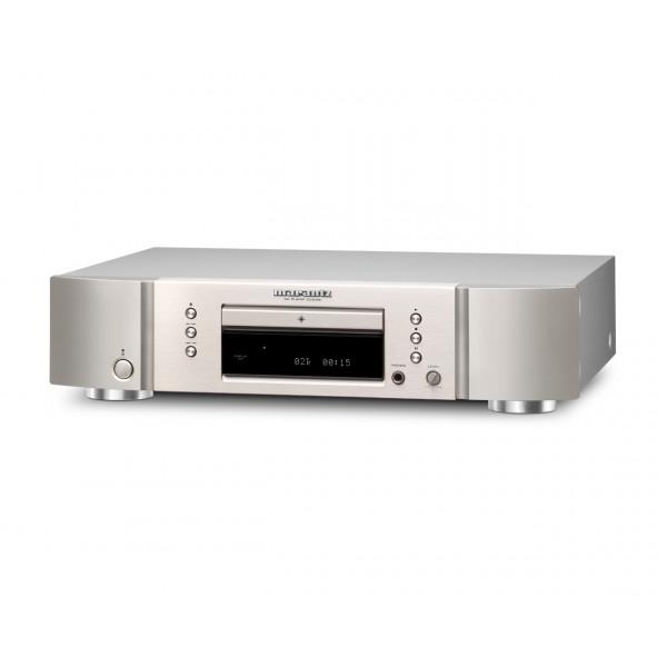 Marantz CD5005 CD Player (Open Box, Silver)