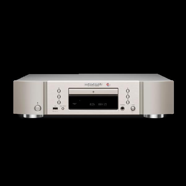 Marantz CD6006 CD Player UK Edition Silver