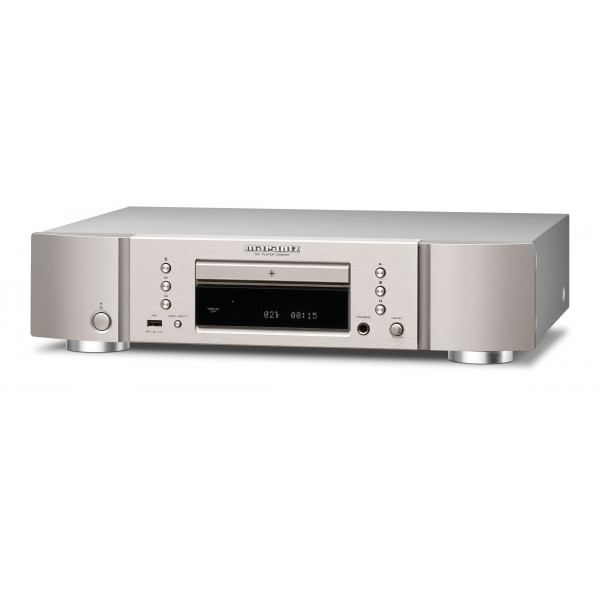 Marantz CD6007 CD Player Silver