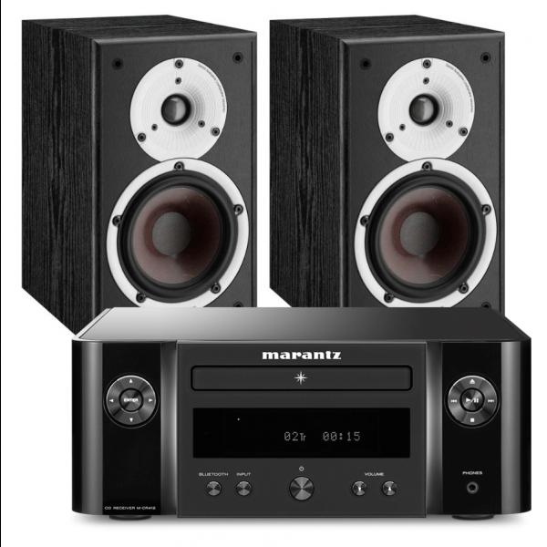 Marantz Melody MCR412 w/ Dali Spektor 2 Speakers