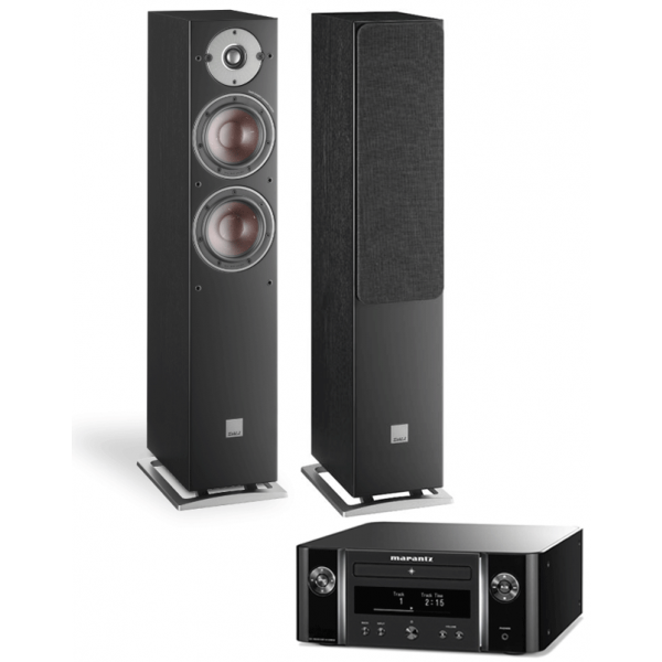 Marantz Melody X MCR612 w/ Dali Oberon 5 Speakers
