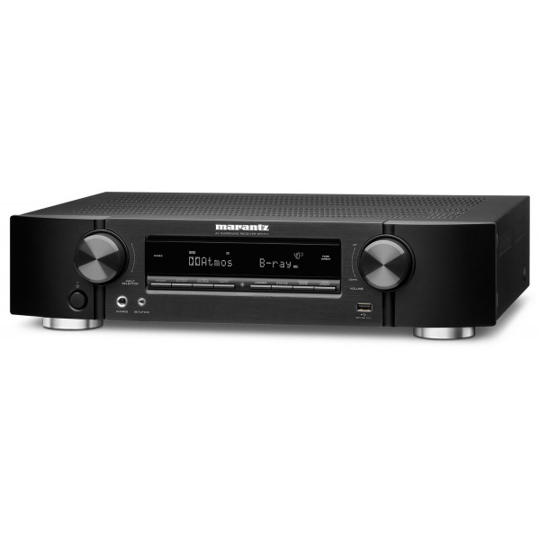 Marantz NR1711 Slim AV Receiver Black