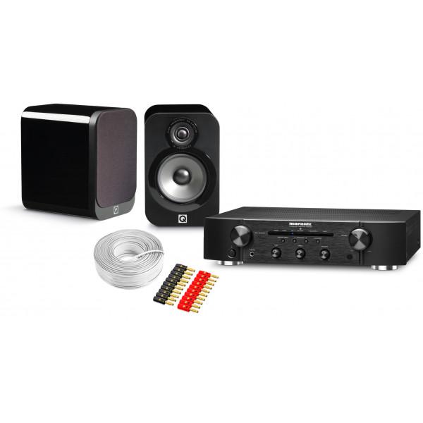 Marantz PM5005 w/ Q Acoustics 3020i Speakers
