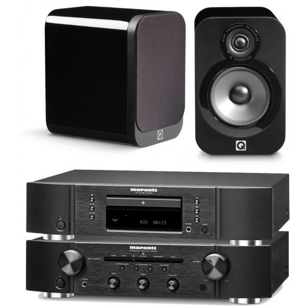 Marantz PM5005 & CD5005 & Q Acoustics 3020 Speakers