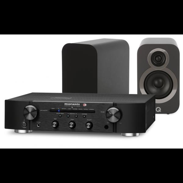 Marantz PM6006 UK Amplifier w/ Q Acoustics 3020i Speakers