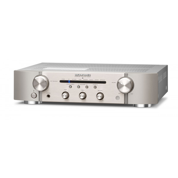 Marantz PM6007 Integrated Amplifier Silver
