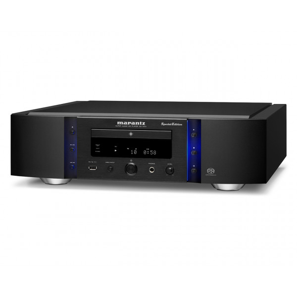 Marantz SA-14S1 SACD Player Special Edition Black