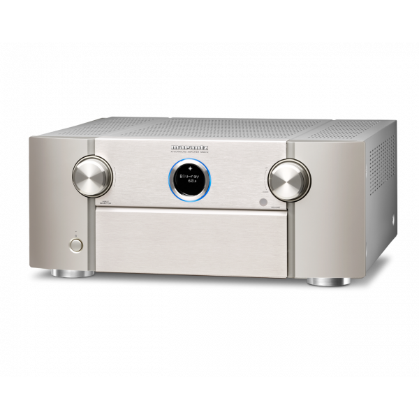 Marantz SR8012 AV Receiver Silver HEOS
