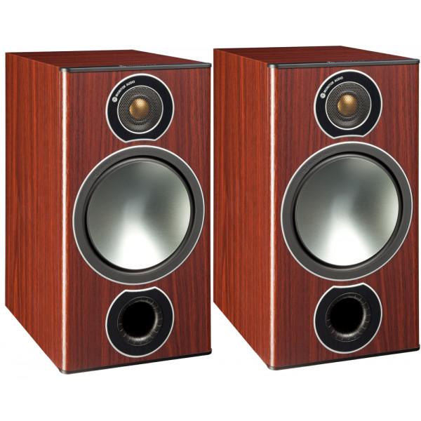 Monitor Audio Bronze 2 Bookshelf Speakers Rosemah